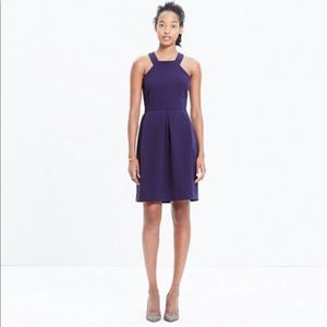 Madewell Nightspin Crepe Cocktail Dress 6